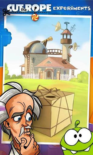 Cut the Rope: Experiments HD - Imagem 1 do software