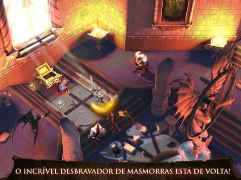 Dungeon Hunter 4 - Imagem 1 do software