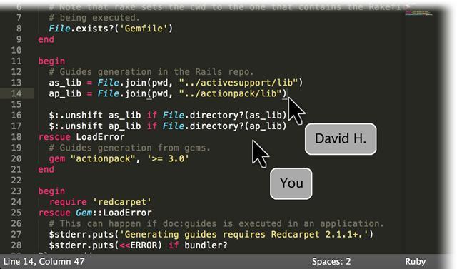 Screenhero - Imagem 1 do software