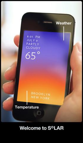 Solar : Weather - Imagem 1 do software