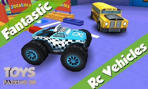 Toys Parking 3D - Imagem 1 do software