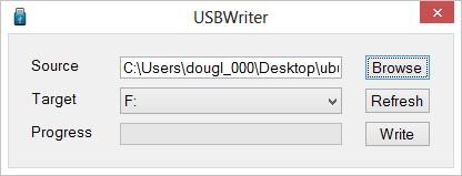 USBWriter