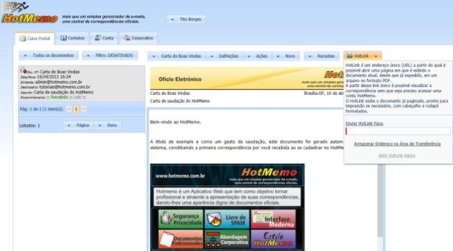 HotMemo - Imagem 1 do software