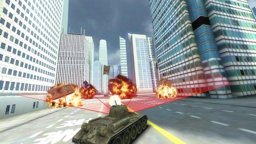 GT Tank vs New York - Imagem 1 do software