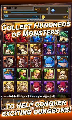 Heroes & Monsters - Imagem 2 do software
