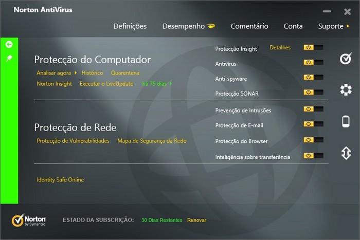 antivirus norton gratis em portugues baixaki