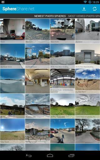 SphereShare.net - Imagem 1 do software