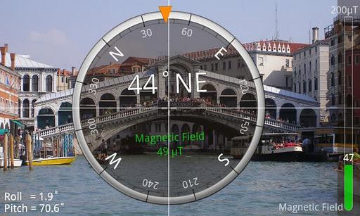 Smart Compass - Imagem 1 do software