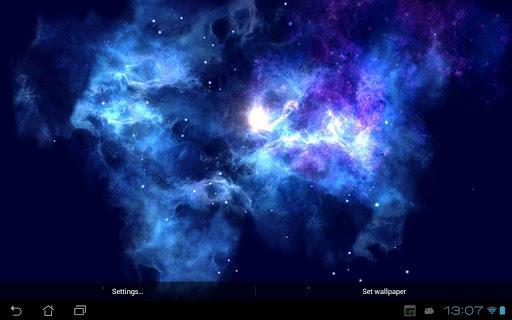Galáxias profundas HD de luxo - Imagem 1 do software