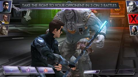 Injustice: Gods Among Us - Imagem 2 do software