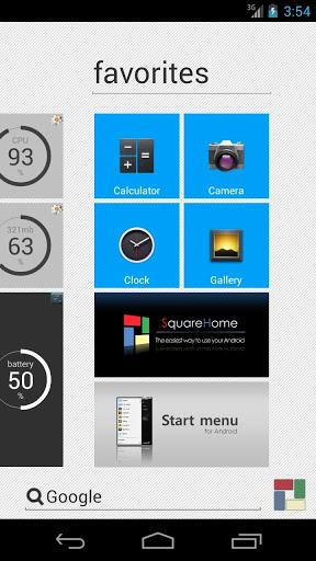 SquareHome beyond Windows 8 - Imagem 2 do software