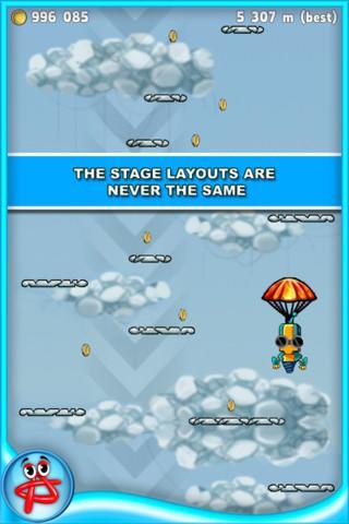 Jump Robot: Free Space Adventure - Imagem 1 do software