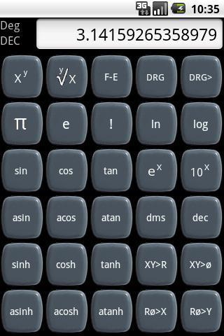 All-in-1-Calc Free - Imagem 2 do software