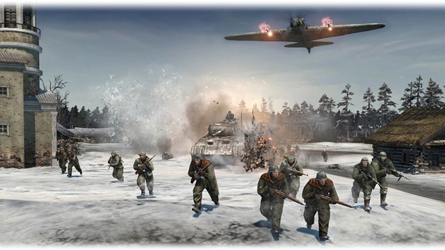 Company of Heroes 2 - Imagem 4 do software