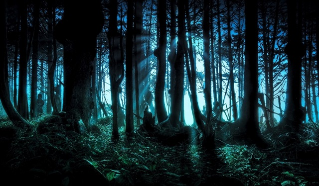 Dark Forest Windows 7 Theme - Imagem 1 do software