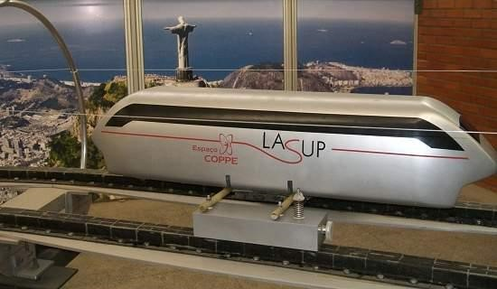 c8210a99f50 Maglev-Cobra  trem brasileiro de levitação começa a ser construído ...