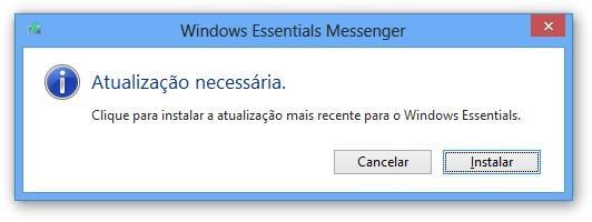 Como continuar utilizando o MSN