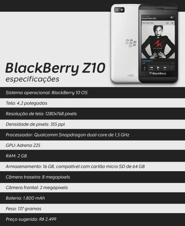 Análise: BlackBerry Z10 [vídeo] - TecMundo