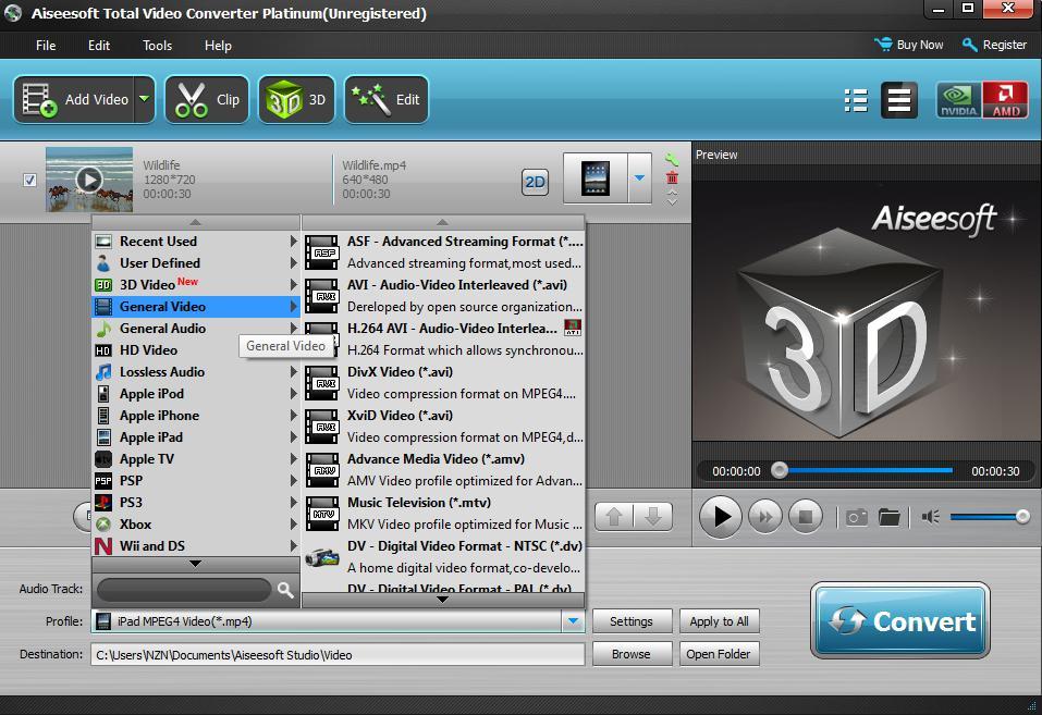 Aiseesoft total video converter platinum download imagem 2 do aiseesoft total video converter platinum ccuart Choice Image