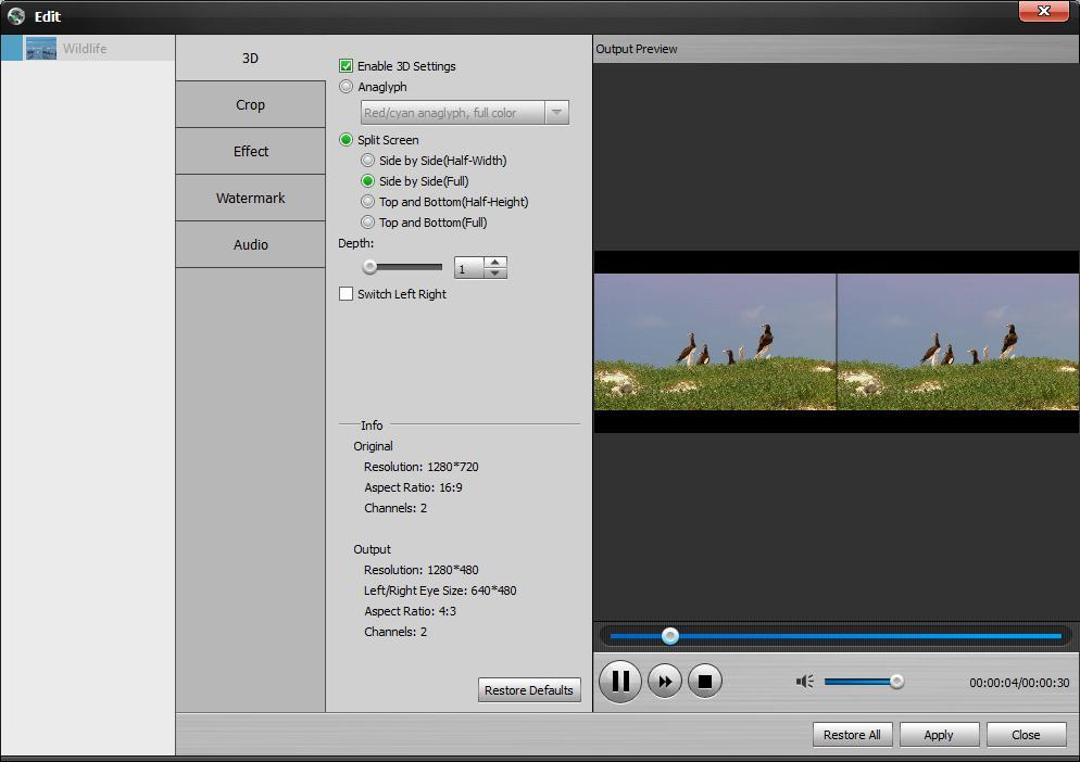 Aiseesoft total video converter platinum download imagem 3 do aiseesoft total video converter platinum ccuart Choice Image