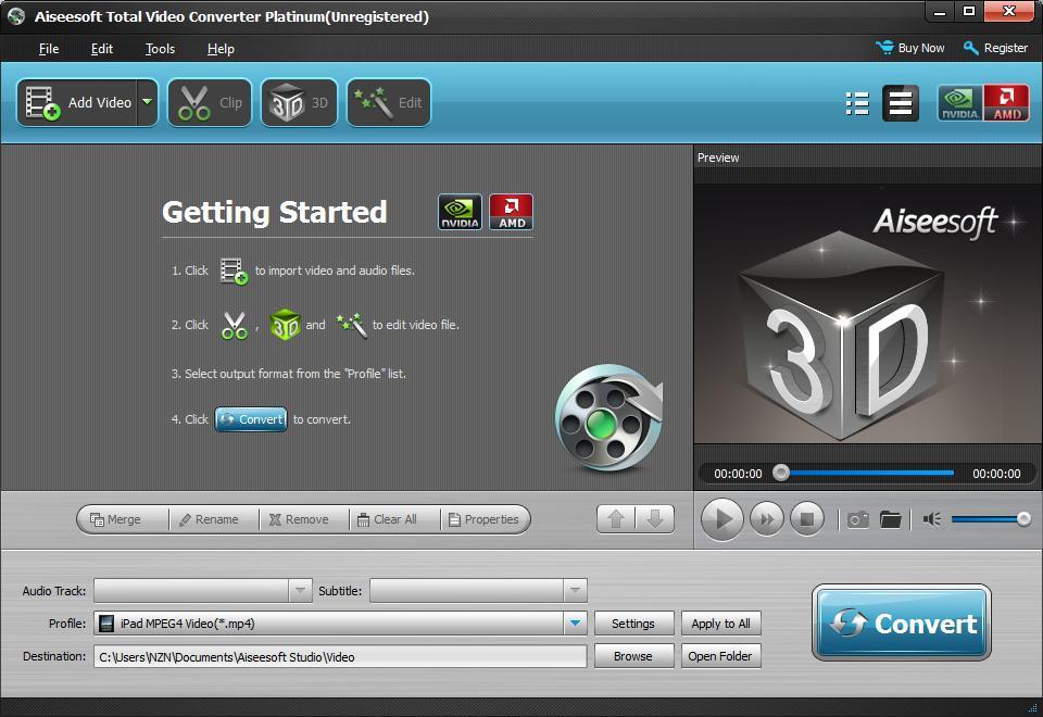 Aiseesoft total video converter platinum download imagem 1 do aiseesoft total video converter platinum ccuart Choice Image