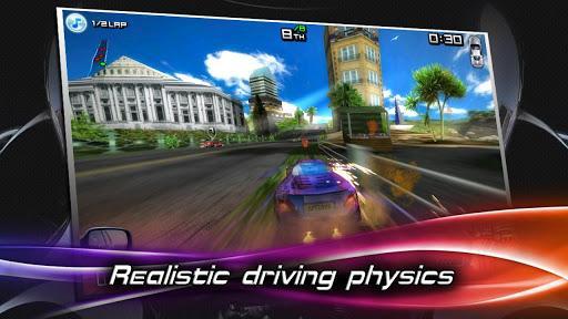 Race Illegal: High Speed 3D - Imagem 1 do software