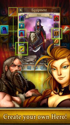 Book Of Heroes - Imagem 2 do software