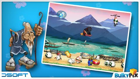 Ninja Toss - Imagem 1 do software