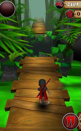 Ninja Feet of Fury - Imagem 1 do software