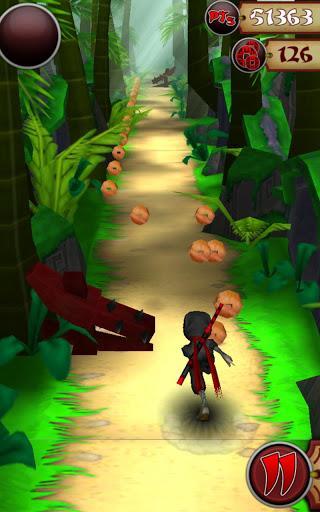 Ninja Feet of Fury - Imagem 2 do software