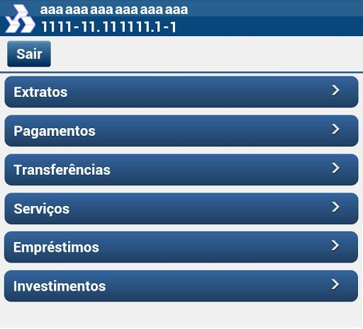 M-Banking Banrisul - Imagem 1 do software