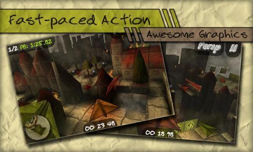 Paper Race HD - Imagem 1 do software