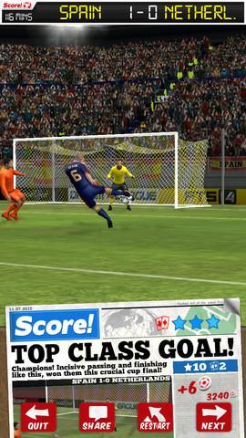 Score! World Goals - Imagem 1 do software