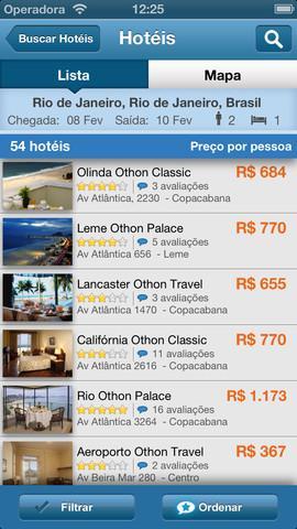 Mundi - compare voos e hoteis - Imagem 2 do software