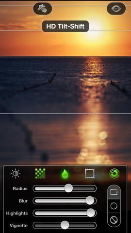 tadaa - HD Pro Camera - Imagem 2 do software