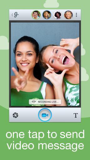 Glide - Video Walkie Talkie - Imagem 1 do software