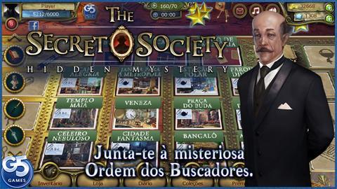 The Secret Society - A Sociedade Secreta - Imagem 1 do software