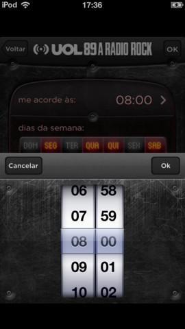 Rock Snooze - Imagem 2 do software