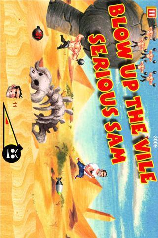 Serious Sam: Kamikaze FREE - Imagem 1 do software