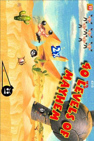 Serious Sam: Kamikaze FREE - Imagem 2 do software