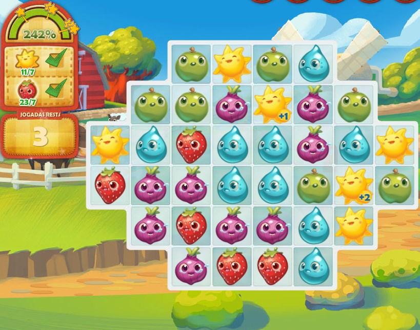 Farm Heroes Saga - Imagem 1 do software