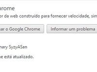 Imagem 2 do Google Chrome Canary
