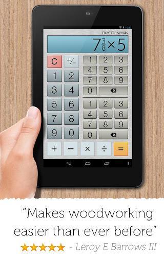 Fraction Calculator Plus Free - Imagem 2 do software