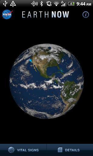 Earth-Now - Imagem 1 do software