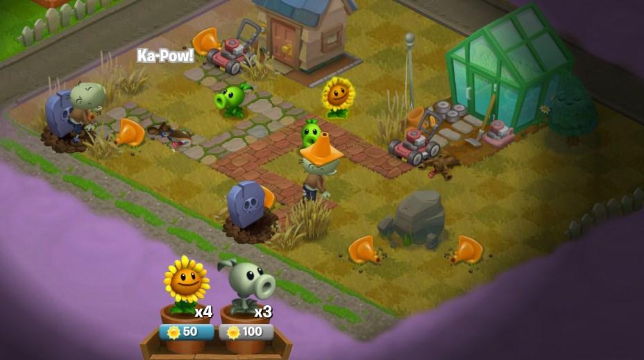 Plants Vs Zombies Adventures - Imagem 2 do software