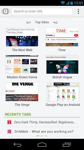 Next Browser - Imagem 2 do software