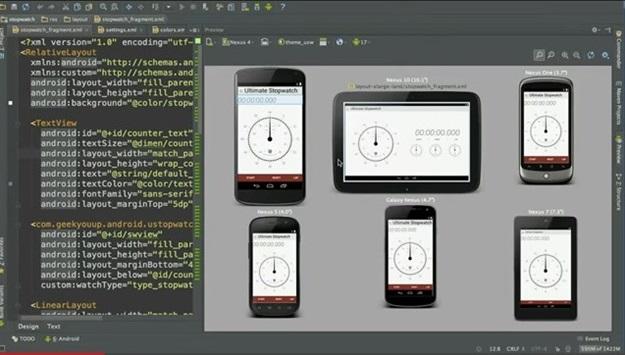 Visualizando em vários dispositivos