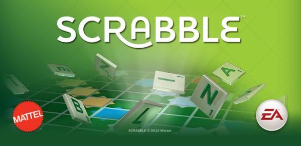 scrabble mattel android