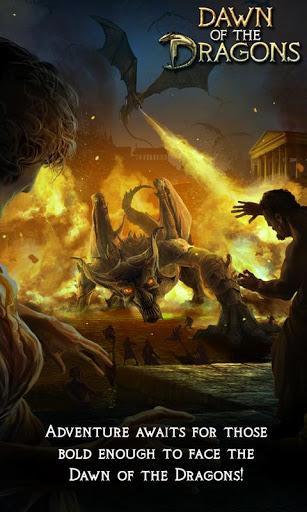 Dawn of the Dragons - Imagem 2 do software