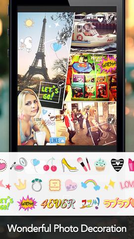 Moldiv – Collage Photo Editor - Imagem 1 do software